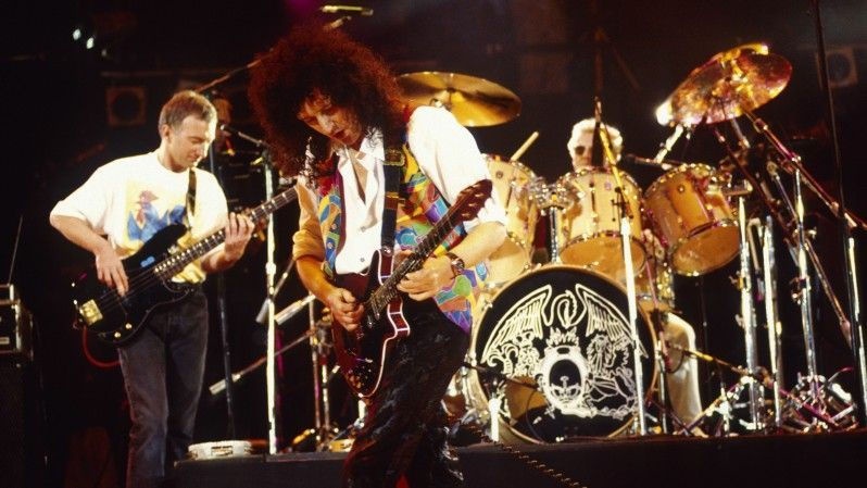 The Freddie Mercury Tribute Concert.
