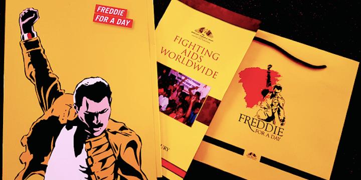 Freddie For A Day. Freddie Mercury.