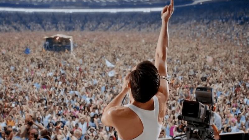 Freddie Mercury Bohemian Rhapsody