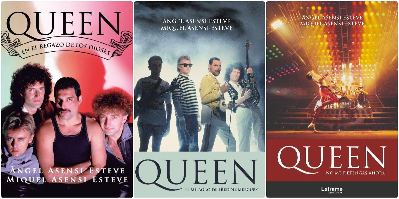 Libro Asensi Libros Queen