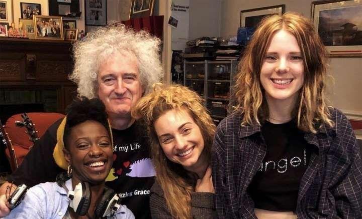 Brian May Kings Daughters
