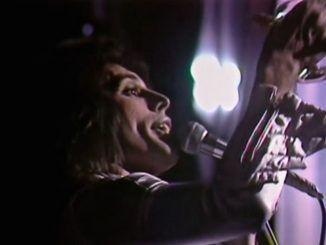 Freddie Mercury Queen Navidad Hammersmith Odeon