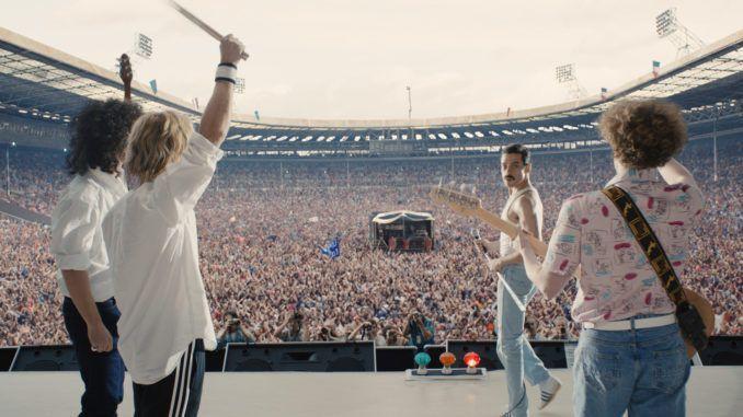 Bohemian Rhapsody. © Imagen cedida por Fox España para A Queen Of Magic.