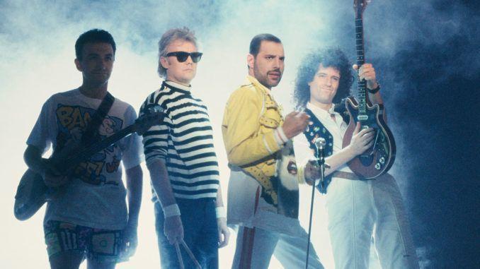 Queen: el milagro de Freddie Mercury