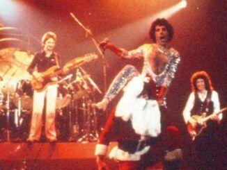 Queen Freddie Mercury Christmas Navidad