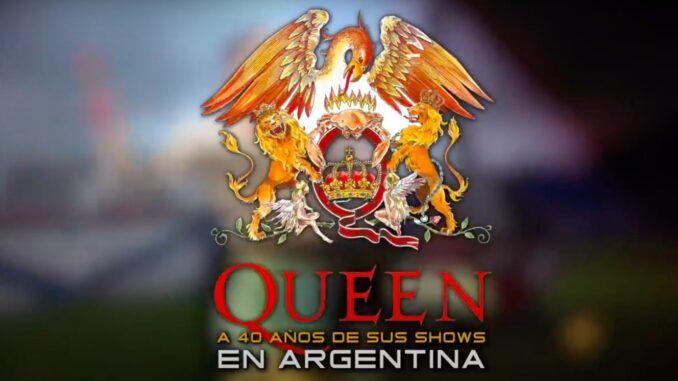 queen argentina 40